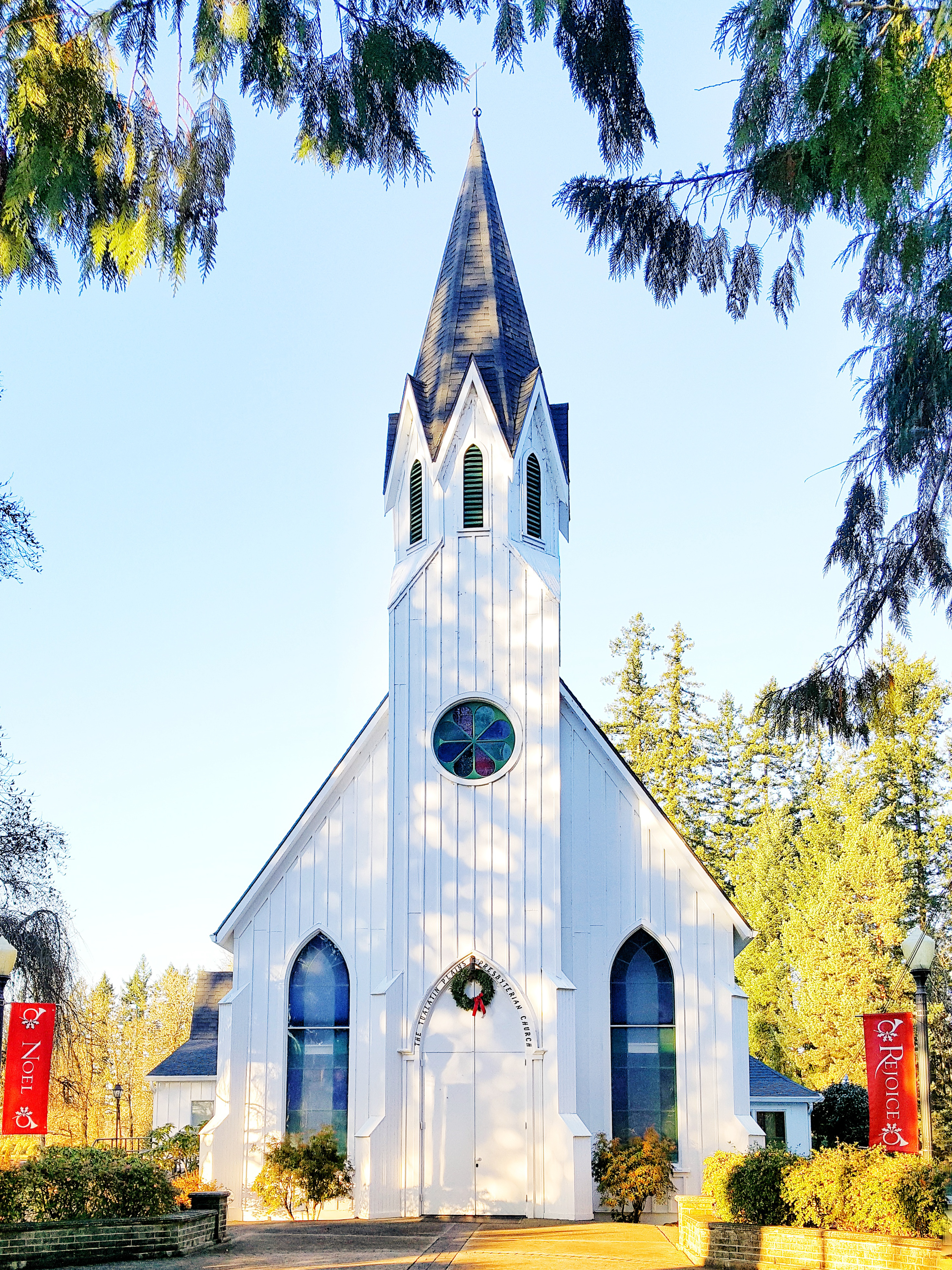 Oregon Wine Country Church - 6 Things I Learned This Winter