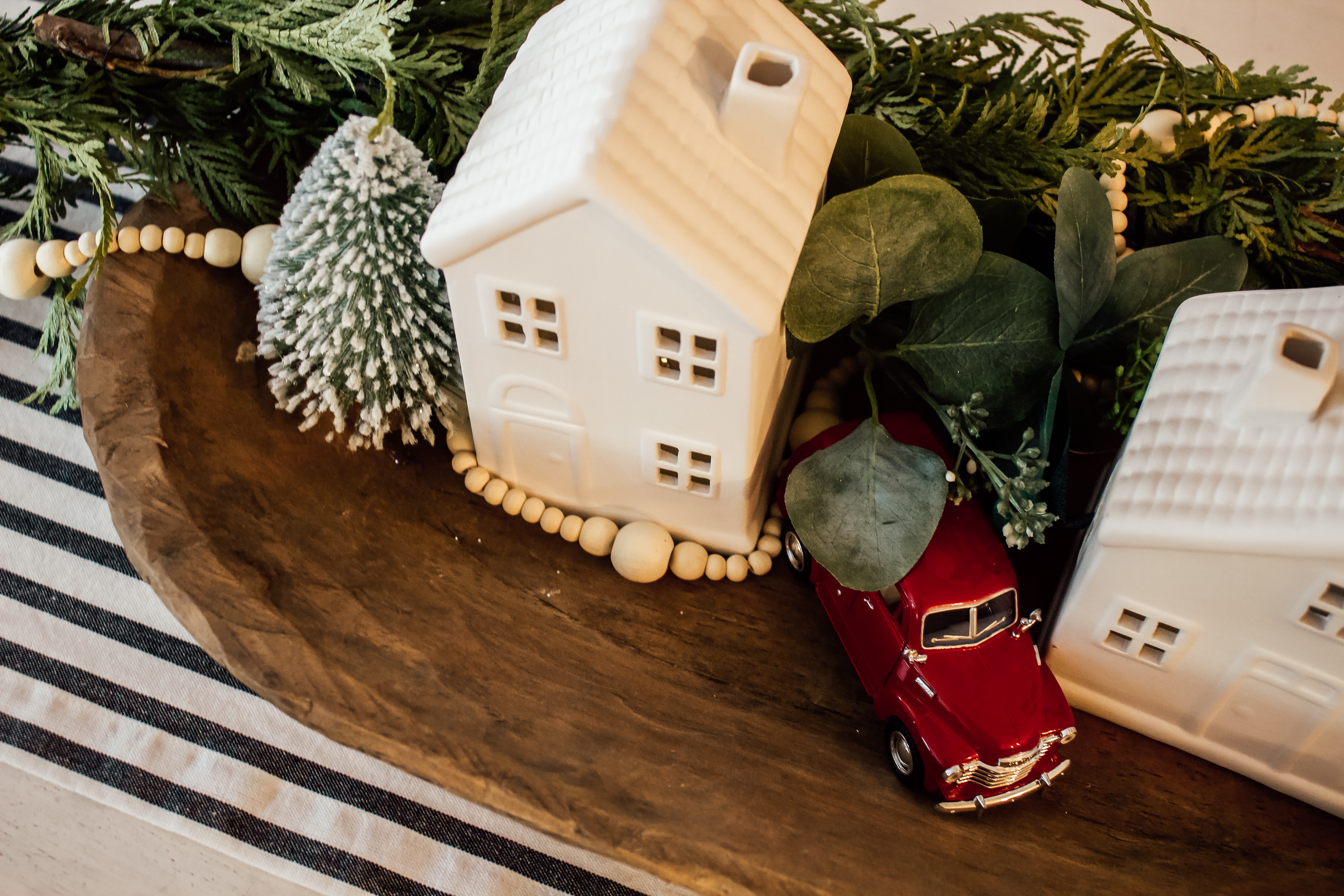 Cozy Winter Decor Target Hearth And Hand Bread Bowl Trader Joes
