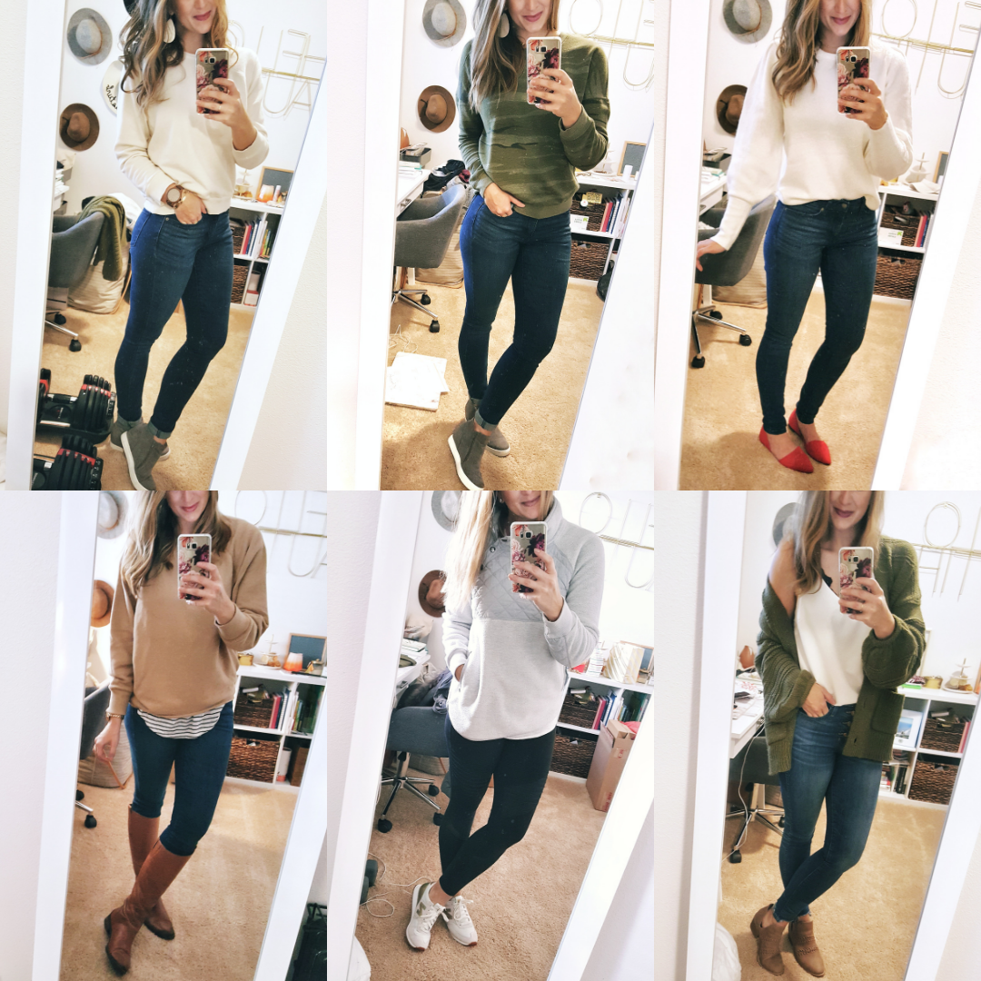 Winter Wardrobe Must-Haves Feature - Danielle Comer Blog